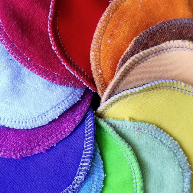 Látkové odličovací tampony – co, jak a proč? A jak se o ně starat.